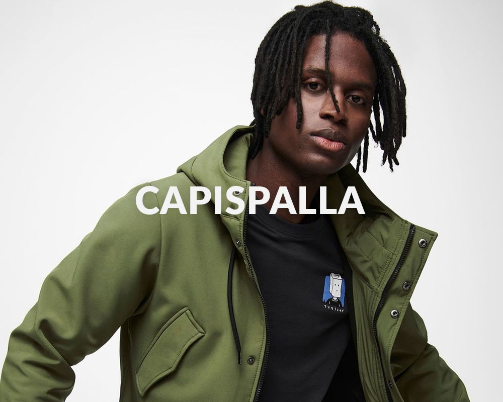 Capispalla Uomo | Pita Store